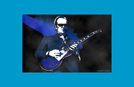 Joe Bonamassa - Bathed In The Blues by J Morgan Massey