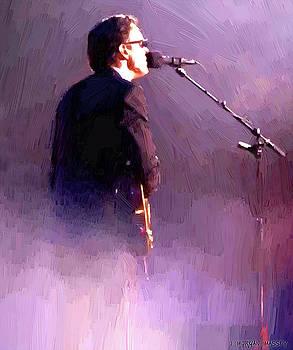 Joe Bonamassa - In The Clouds by J Morgan Massey
