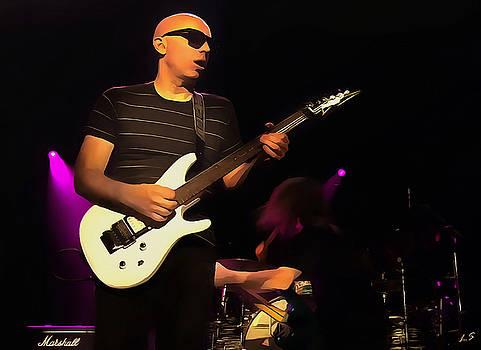 Joe Satriani by Sergey Lukashin