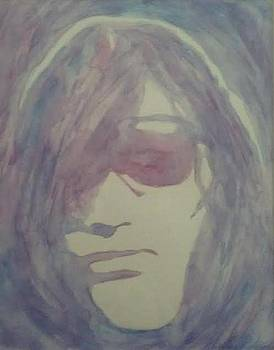Joey Ramone by Sheila Renee Parker
