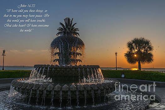 Dale Powell - John 16 Verse 33