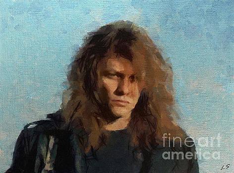 John Bon Jovi Collection - 1 by Sergey Lukashin