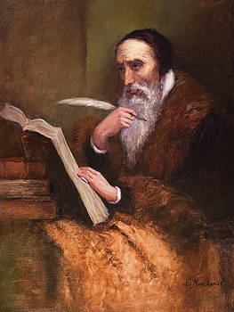 John Calvin by Catherine Marchand