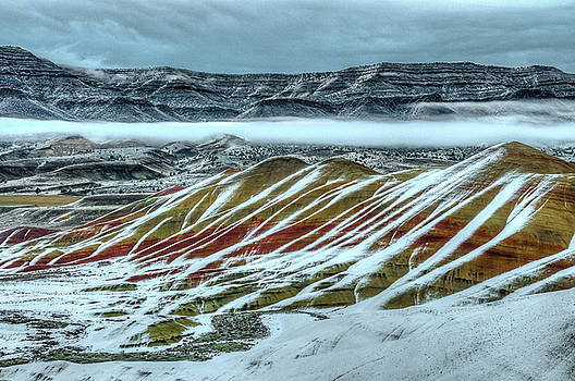 John Day Layers by Ken Aaron