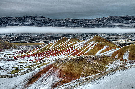 John Day Layers - 2 by Ken Aaron