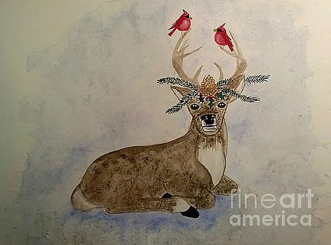 John Deer by Carol Ochs