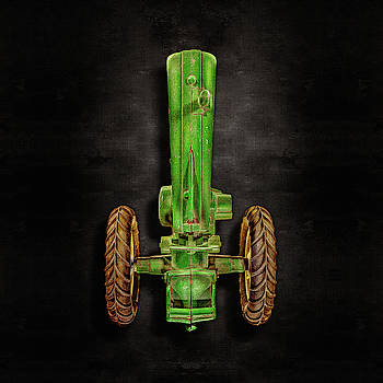 John Deere Top on Black by YoPedro