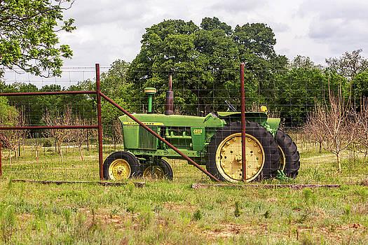 Art Block Collections - John Deere Tractor