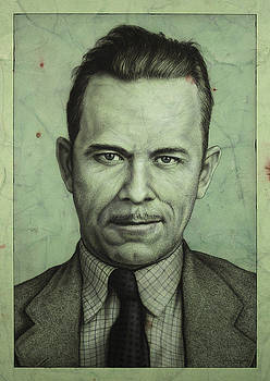 James W Johnson - John Dillinger