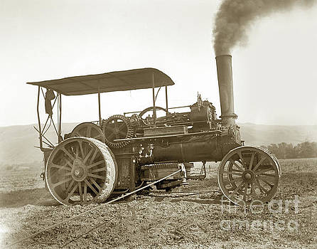 John Flower - Co. Leeds Steam Trcker circa 1895 by California Views Mr Pat Hathaway Archives