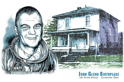 Greg Joens - John Glenn Birthplace