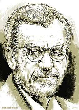 John Guilbert Avildsen by Greg Joens