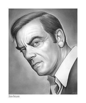John Ireland by Greg Joens