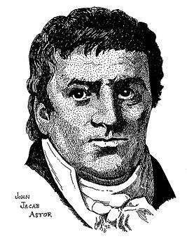 Clayton Cannaday - John Jacob Astor