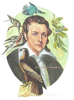 John James Audubon by Kean Butterfield