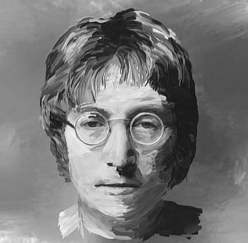 John Lennon by Brian Tones