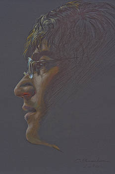 John Lennon by Chonkhet Phanwichien