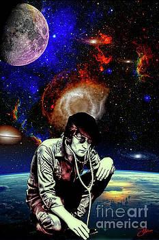 John Lennon  by Dancin Artworks