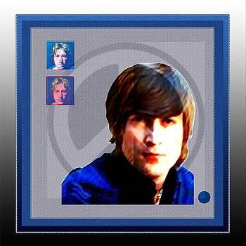 John Lennon by Dennis Flynn