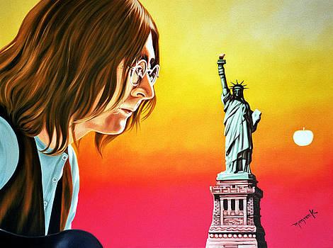 John Lennon by Hector Monroy