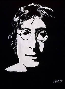 John Lennon by Leeann Stumpf