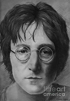 John Lennon by Natalia Chaplin