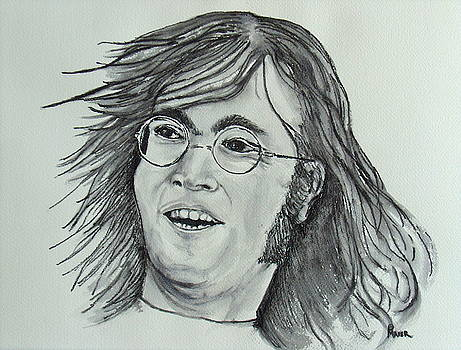 John Lennon by Pete Maier