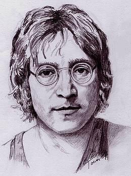 Toon De Zwart - John Lennon