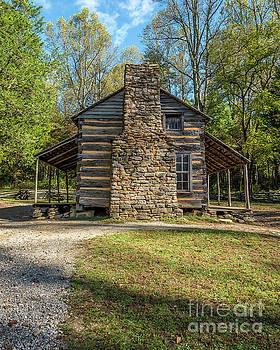 John Oliver Cabin by Patrick Shupert
