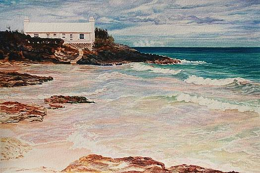 John Smith's Bay Bermuda by Cherie Sikking