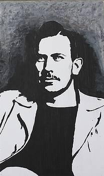 John Steinbeck by Ralph LeCompte