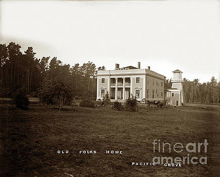 California Views Mr Pat Hathaway Archives - John Tennant Memorial Home It was built in 1899 on Forest Avenue 1900