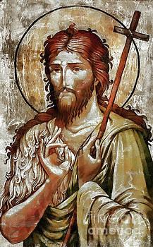 John the Baptist by Daliana Pacuraru