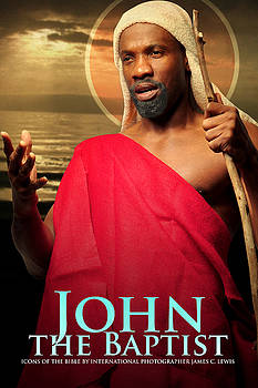 John The Baptist by Icons Of The Bible