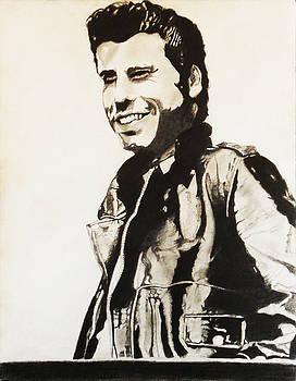 John Travolta by Saheed Fawehinmi