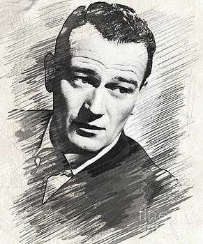 John Springfield - John Wayne, Actor