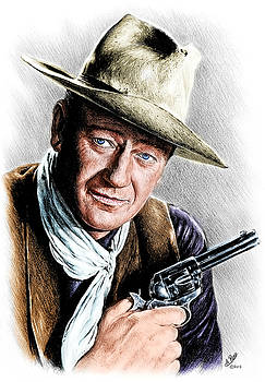 John Wayne edit bwb by Andrew Read