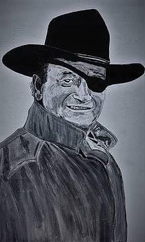 John Wayne by Ralph LeCompte