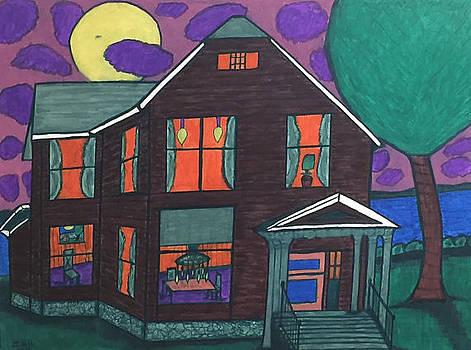 John Wells Home. by Jonathon Hansen