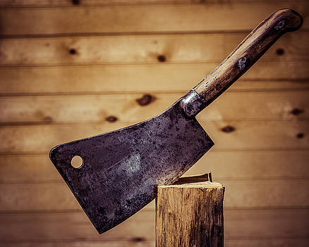 Chris Bordeleau - Johne Smith and Sons Meat Cleaver