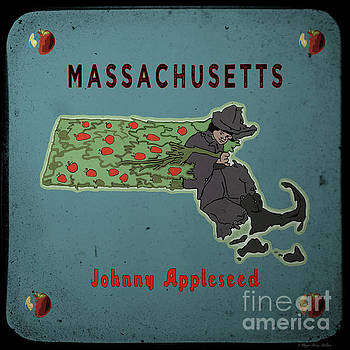 Johnny Appleseed by Megan Dirsa-DuBois