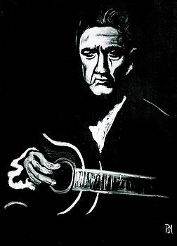 Johnny Cash VI by Pete Maier