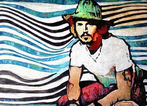 Johnny Depp by Oprisor Dan