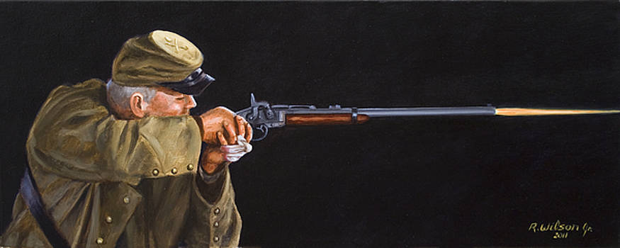 Johnny Reb by Karen Wilson