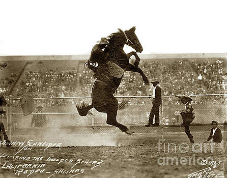 California Views Mr Pat Hathaway Archives - Johnny Schneider  Climbing the Golden Stairs, California Rodeo, 1925