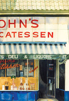 John's Deli by Tim Mullen