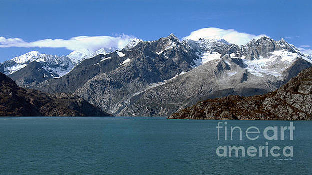 Connie Fox - Johns Hopkins Glacier, Glacier Bay Seascapes 16x9