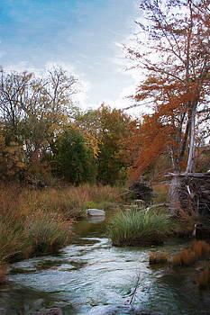 Johnson Creek  Ingram Tx  1349 by Fritz Ozuna