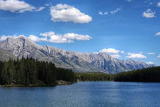 Johnson Lake, AB  by Heather Vopni