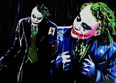 Joker by Mandy Thomas